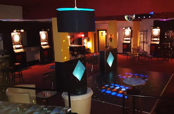 Veranstaltungen mit Riegel Events in der P-Club-Lounge
