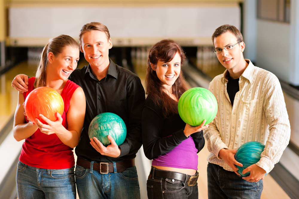 Bowling Party als Firmenevent - mit Riegel Events